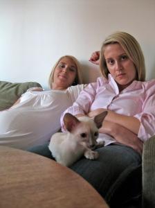 Systrar med Otis