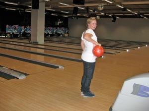 Rätt svar: Ett bowlingklot!