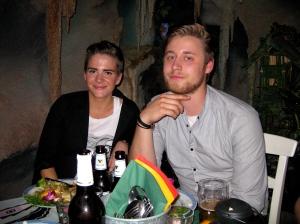 Elin och hennes Simon
