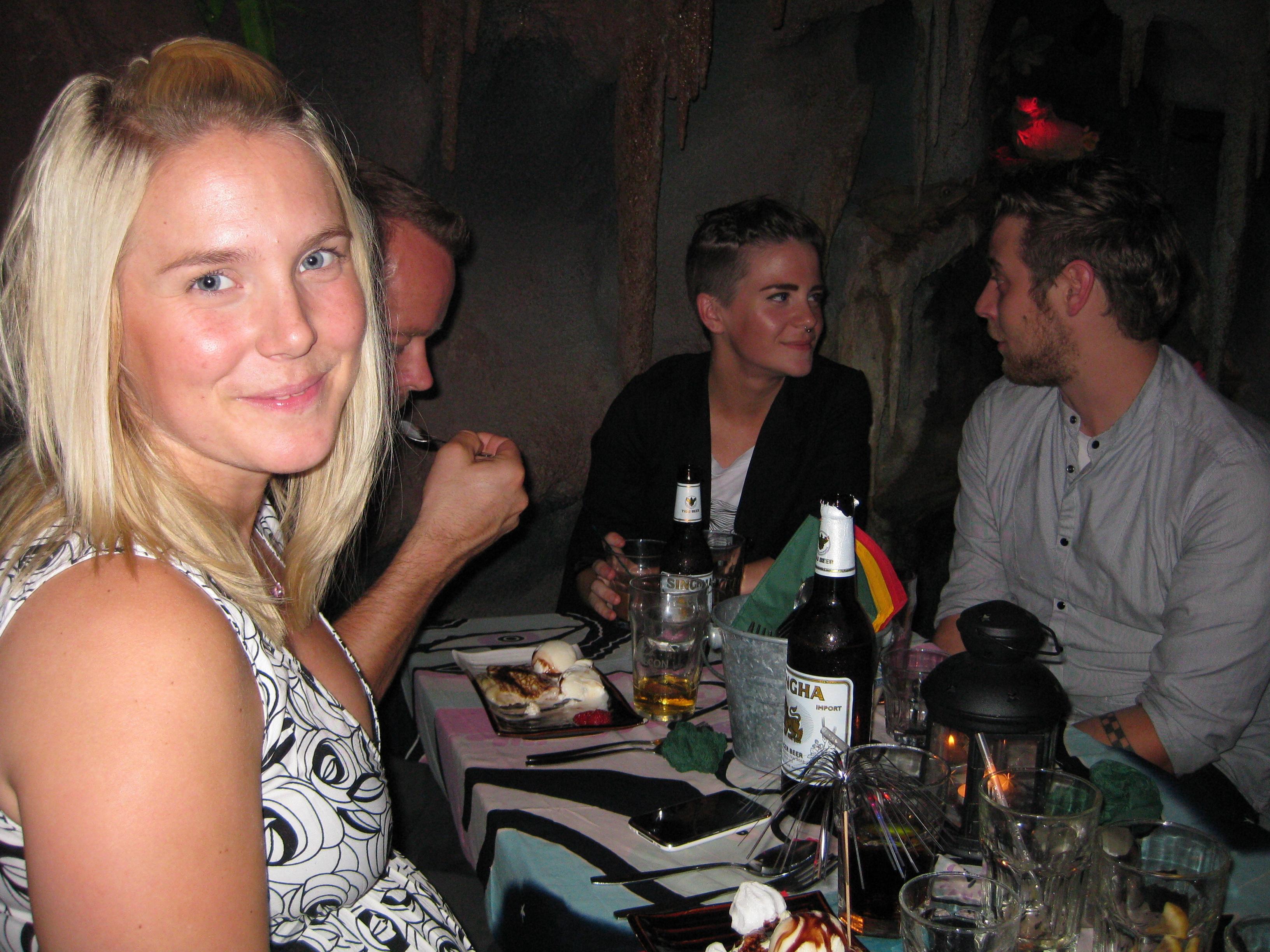 Jag, Elin och Simon