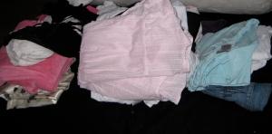 Mammans kläder