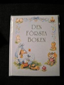 Tack snälla mormor/mamma för Sixtens bebibok! Vad fint det kommer bli när boken är klar!