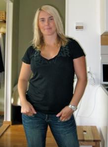 Ny tisha och nya jeans, Gstar