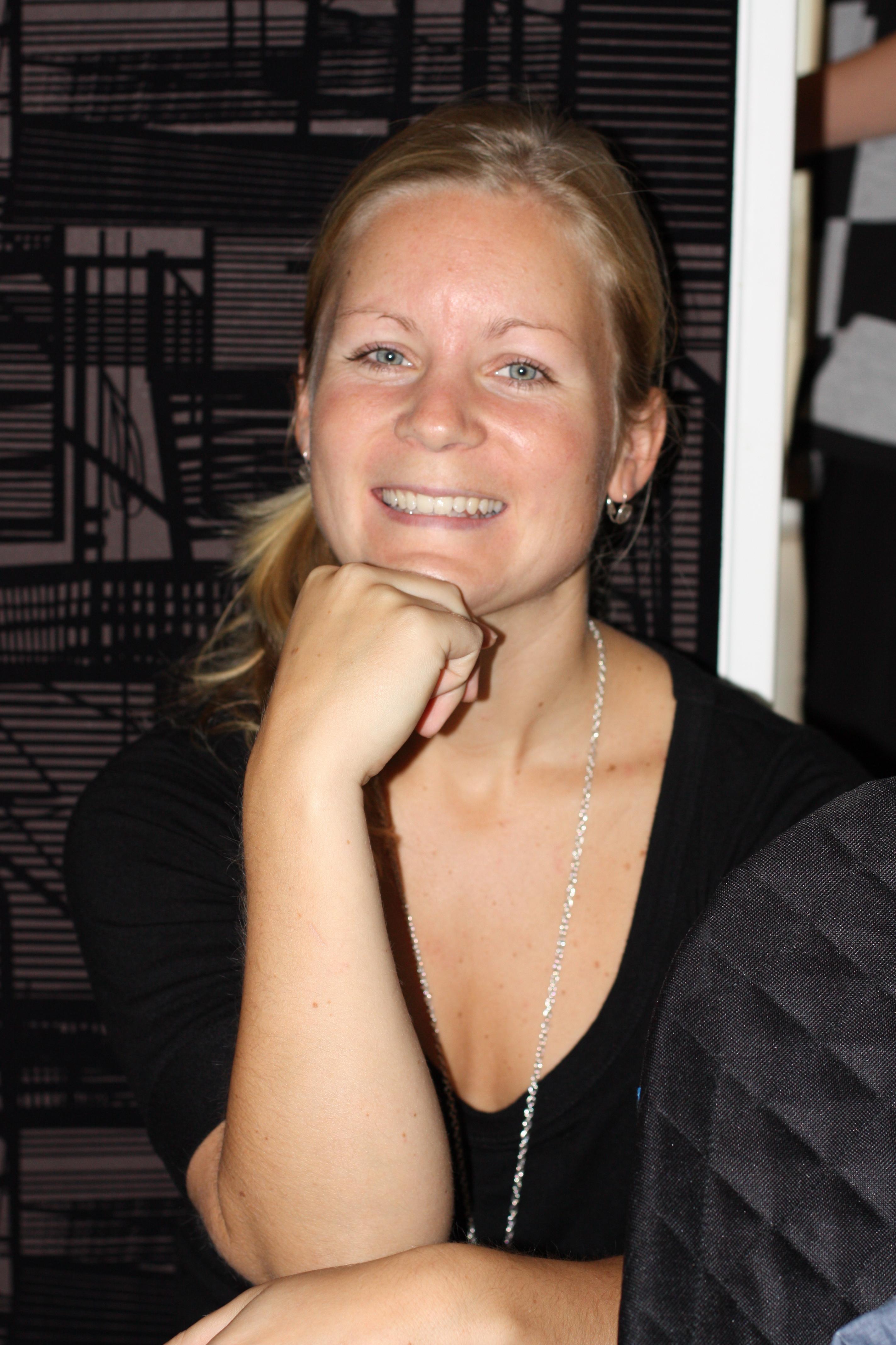 Alltid glada Bea från GIH