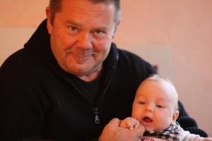Morfar och Sixten gillar varandra